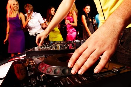 DJ and Party People