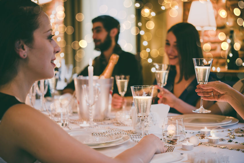 Restaurant Dinner Party