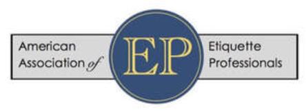 American Association of Etiquette Professionals