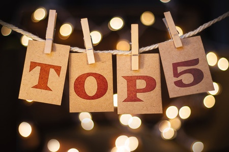 My Top 5