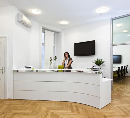Office Receptionist