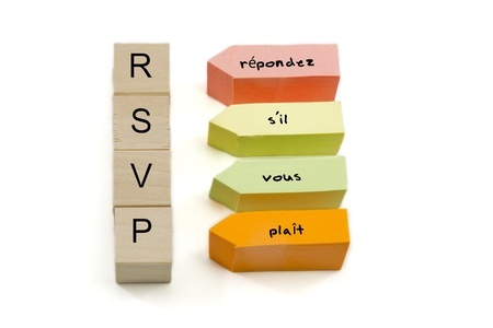 How to rsvp for Rsvp stand for on an invitation