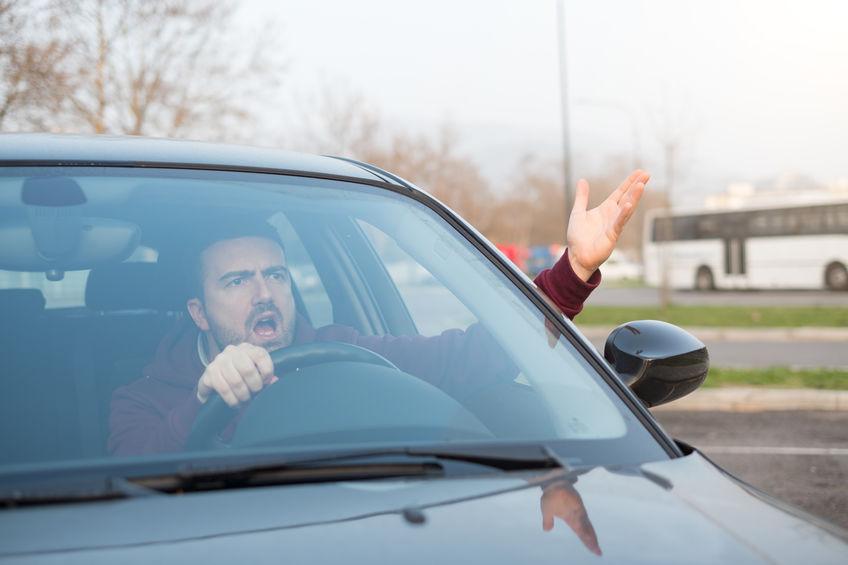 Rude Driver