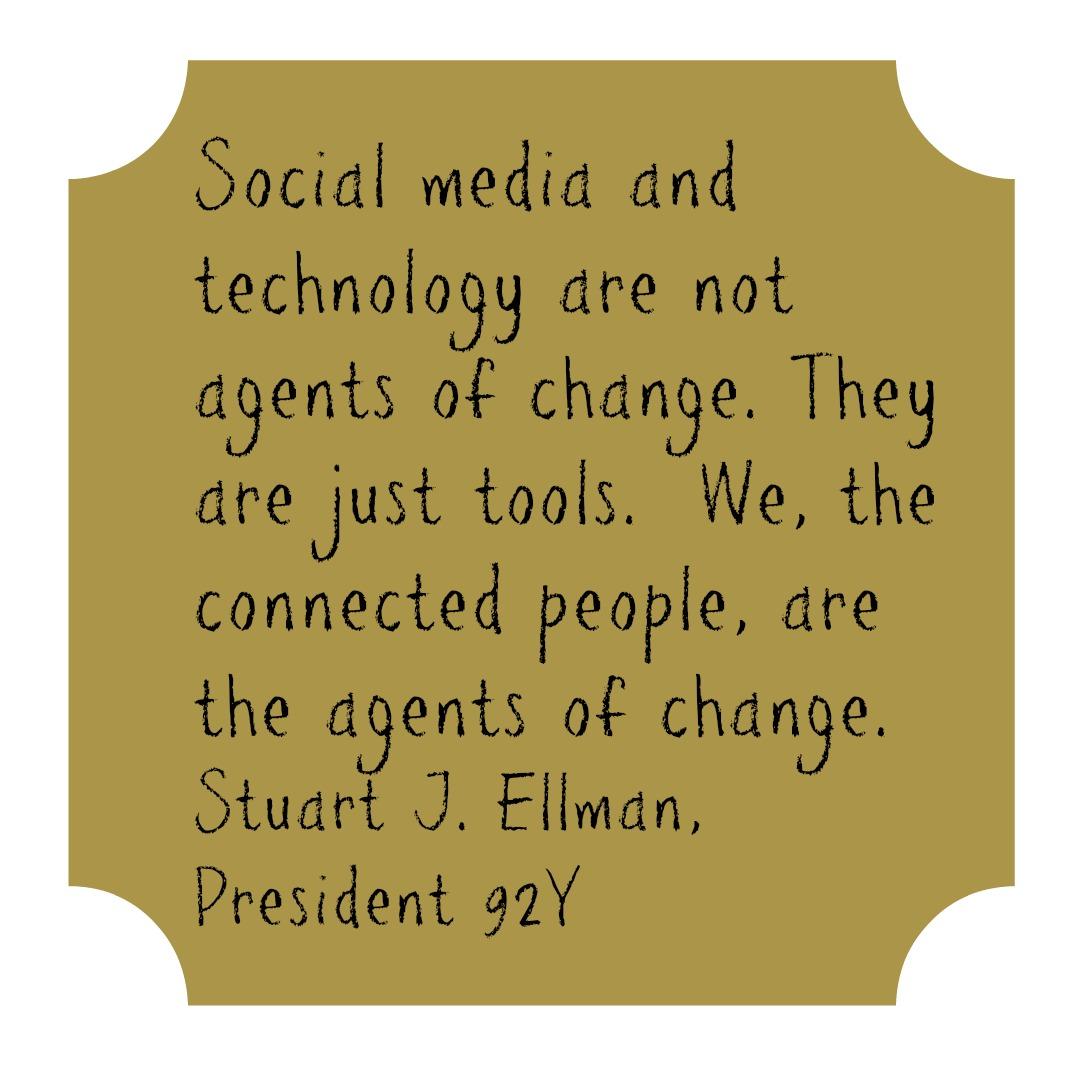 People love social media