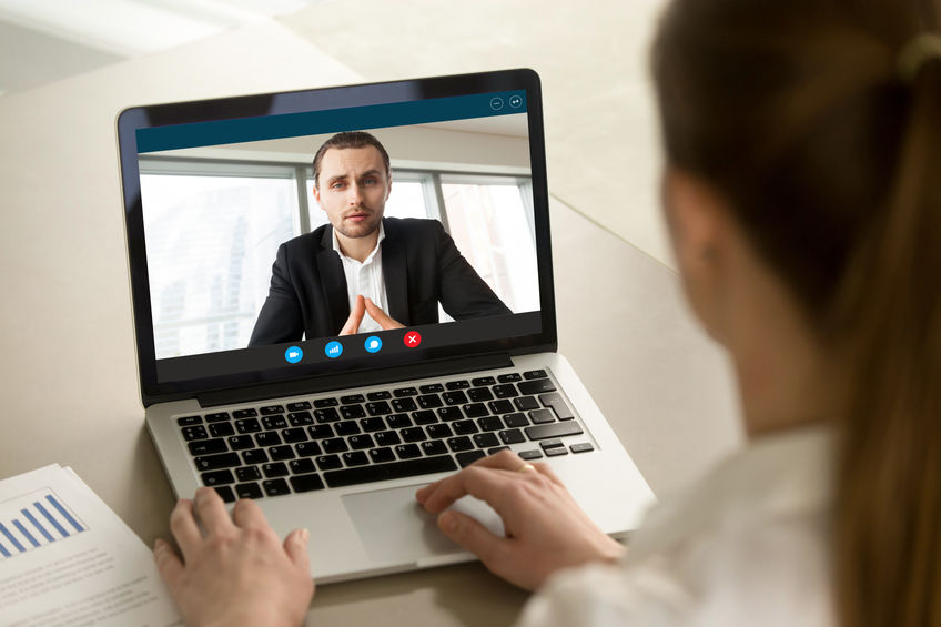Teleconference Interview
