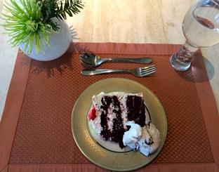 Dessert Setting
